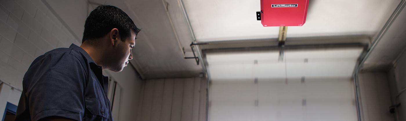 Auto Service doors